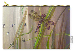 Restoration Of The Balance In Nature Cropped Carry-all Pouch