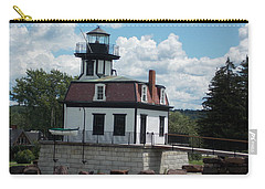 Restored Lighthouse Carry-all Pouch