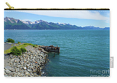 Resurrection Bay Carry-all Pouch
