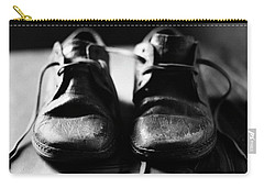 Retired Old Shoes Carry-all Pouch