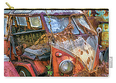 Retired Vw Bus Carry-all Pouch