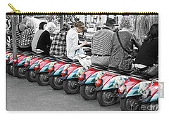 Retro Break At Camden Lock Carry-all Pouch