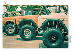 Retro Bronco Heaven Carry-all Pouch