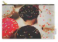 Retro Cake Stand Carry-all Pouch