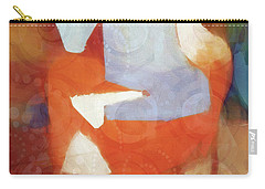 Retro Fox Carry-all Pouch
