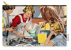 Retro Home Carry-all Pouch