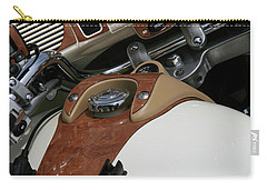 Retro Look Carry-all Pouch