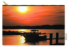 Return At Sunset Carry-all Pouch