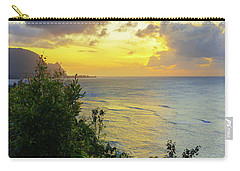 Carry-all Pouch featuring the photograph Return by Chad Dutson