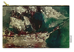 Return Of The Flying Dutchman Carry-all Pouch