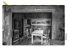 Carry-all Pouch featuring the photograph Returning To The Past by Sandra Bronstein