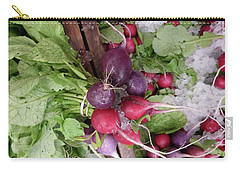 Revel In Radishes Carry-all Pouch