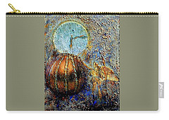 Carry-all Pouch featuring the mixed media Revelation by Gail Kirtz