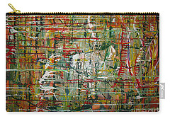Carry-all Pouch featuring the painting Revelation by Jacqueline Athmann