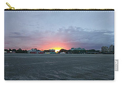 Revere Beach Sunset Carry-all Pouch