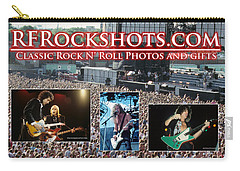 Rfrockshots Classic Rock N Carry-all Pouch