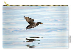 Rhinoceros Auklet Reflection Carry-all Pouch