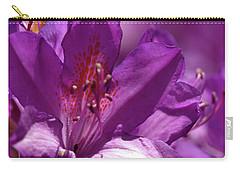 Rhododendron  Carry-all Pouch by Stephen Melia