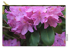 Rhododendron Beauty Carry-all Pouch