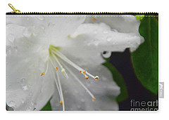 Rhododendron Blossom Carry-all Pouch