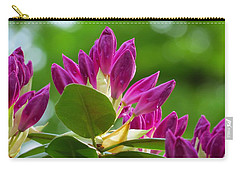 Rhododendron Buds Carry-all Pouch