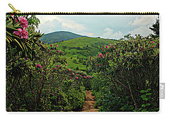 Rhododendron Road Carry-all Pouch