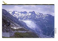 Rhone Glacier, Switzerland Carry-all Pouch