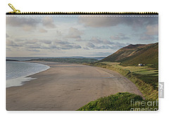 Rhossili Bay, South Wales Carry-all Pouch