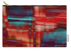 Rhythmic Stripes Carry-all Pouch by Tlynn Brentnall