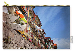 Ribeira District Of Porto Portugal  Carry-all Pouch