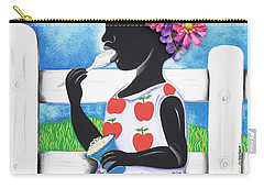 Rice Cream Girl Carry-all Pouch