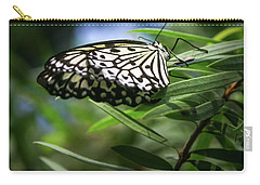 Rice Paper Butterfly - Carry-all Pouch