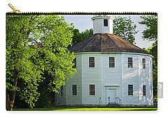 Richmond Old Round Church Carry-all Pouch