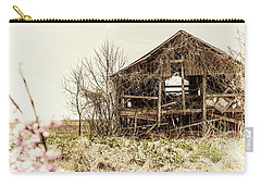 Rickety Shack Carry-all Pouch by Pamela Williams