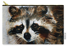 Rickey Raccoon Carry-all Pouch