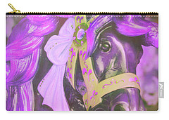 Ride Of Old Purples Carry-all Pouch
