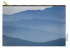 Ridgelines Great Smoky Mountains Carry-all Pouch