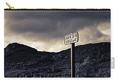 Right Of Way To Laggan Carry-all Pouch