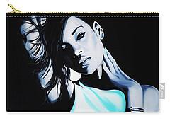 Rihanna Carry-all Pouch by Richard Garnham