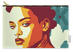Rihanna Carry-all Pouch by Greatom London