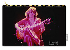Rik Emmett Of Triumph At The Warfield Theater In San Francisco Ca Carry-all Pouch