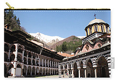 Rila Monastery Carry-all Pouch