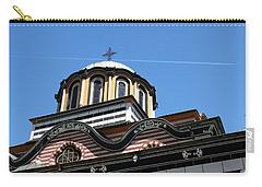 Rila Monastery Photograph Carry-all Pouch