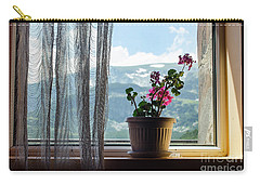 Rila Mountains-flowers Carry-all Pouch