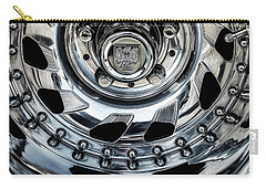 Carry-all Pouch featuring the photograph Rim Detail by Brad Allen Fine Art