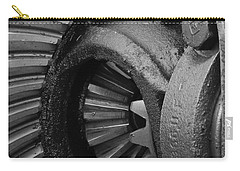Ring And Pinion Bw Carry-all Pouch