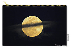 Ring Around The Moon Carry-all Pouch