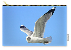 Ring Billed Gull 2 Carry-all Pouch