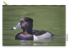 Ring-necked Duck Profile Carry-all Pouch