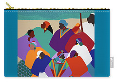 Ring Shout Gullah Islands Carry-all Pouch